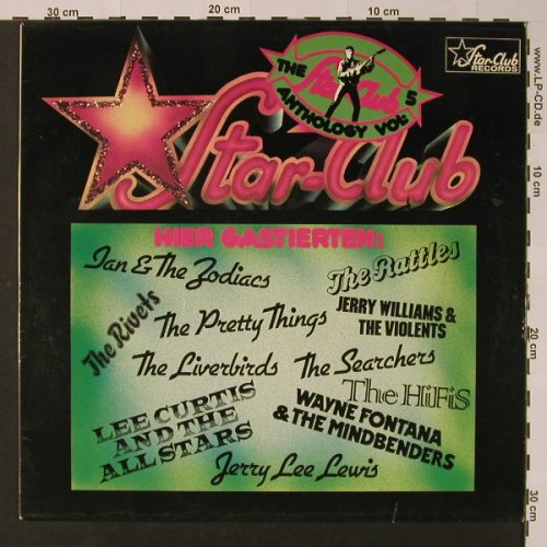 V.A.The Star Club Anthology Vol.5: 12 Tr., Star Club(6499 483), D,  - LP - F2875 - 7,50 Euro