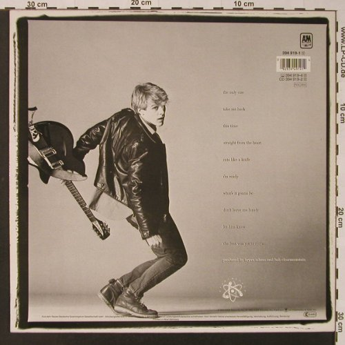 Adams,Bryan: Cuts Like A Knife, AM(394 919-1), D, 1983 - LP - F2889 - 5,00 Euro
