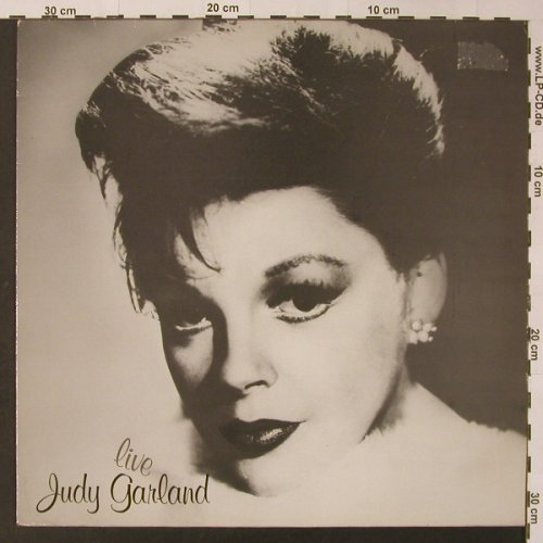 Garland,Judy: Live, Happy Bird(B/90188), D,  - LP - F3424 - 5,00 Euro