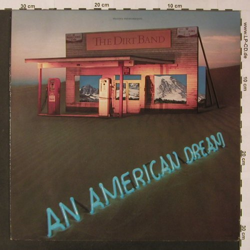 Dirt Band: An American Dream, m-/vg+, Liberty(1A 062-82747), NL, 1981 - LP - F3427 - 3,00 Euro