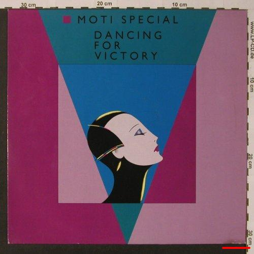 Moti Special: Dancing For Victory*2+1, Polydor(873 955-1), D, 1990 - 12inch - F3630 - 4,00 Euro