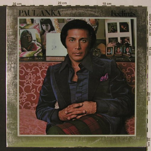 Anka,Paul: Feelings, Co, UA(LA-367-G), US, 1975 - LP - F3978 - 5,50 Euro