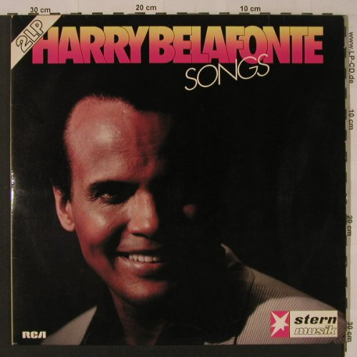 Belafonte,Harry: Songs, Foc, Stern-Ed., RCA International(26.28139 DP), D, 1976 - 2LP - F4391 - 7,50 Euro