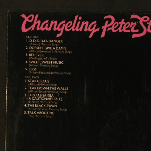Straker,Peter: Real Natural Man, EMI(064-61 604), D, 1978 - LP - F4681 - 5,00 Euro