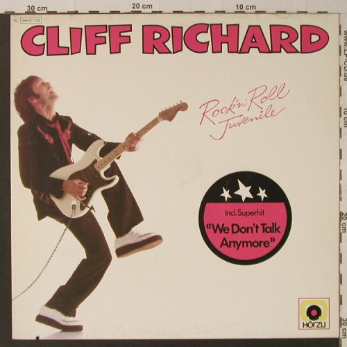 Richard,Cliff: Rock'n'Roll Juvenile, EMI(064-07 112), D, 1979 - LP - F4810 - 5,00 Euro