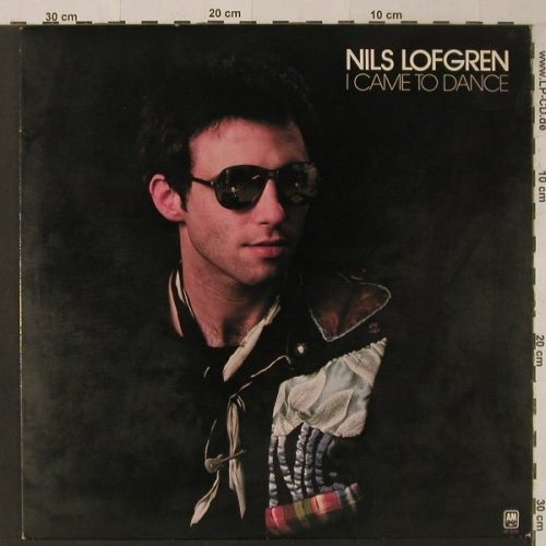 Lofgren,Nils: I Came To Dance, AM(SP-4628), US, 1977 - LP - F4940 - 5,00 Euro