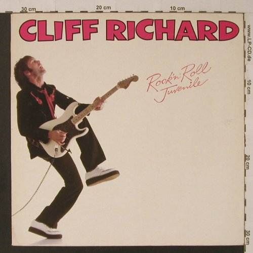 Richard,Cliff: Rock'n'Roll Juvenile, EMI(062 07 112), UK, 1979 - LP - F4996 - 5,50 Euro