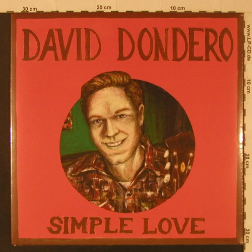 Dondero,David: Simple Love, FS-New, Affairs of the Heart(HUG 001 LP), EU, 2007 - LP - F5006 - 9,00 Euro