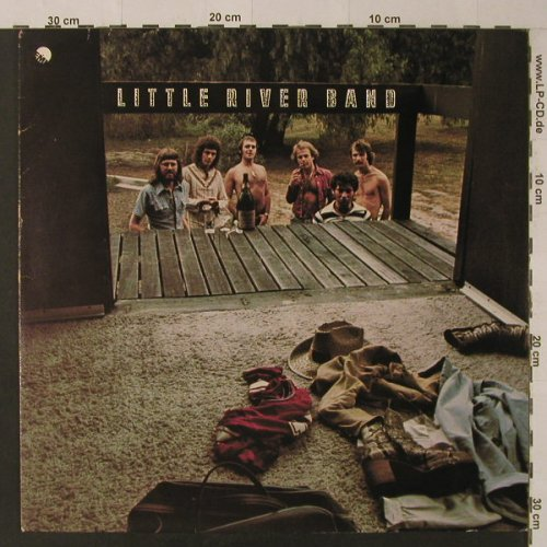 Little River Band: Same, EMI(C 062-82 205), D, 1975 - LP - F5049 - 5,00 Euro