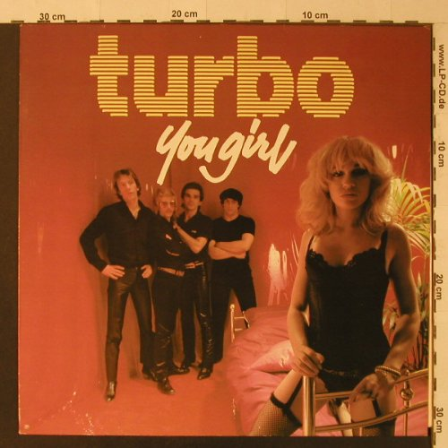 Turbo: You Girl, CBS(84117), NL, 1979 - LP - F5064 - 5,00 Euro