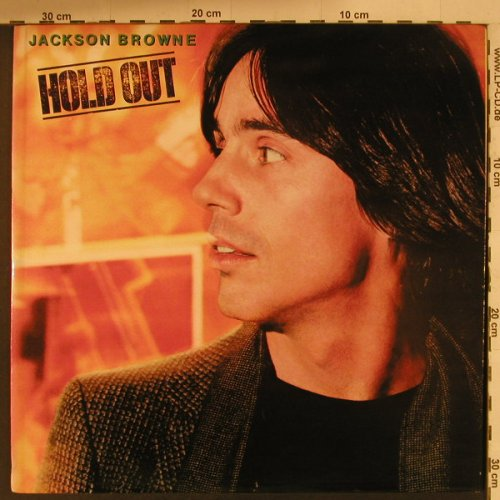 Browne,Jackson: Hold Out, Asylum(5E-511), US, 1980 - LP - F5142 - 5,50 Euro