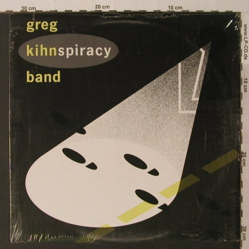 Kihn Band,Greg: Kihnspiracy, FS-New, co, Beserkley(9 60224-1), US, 1983 - LP - F5265 - 7,50 Euro