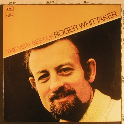 Whittaker,Roger: The Very Best Of, EMI Columbia(SCX 6560), UK,  - LP - F5902 - 6,00 Euro