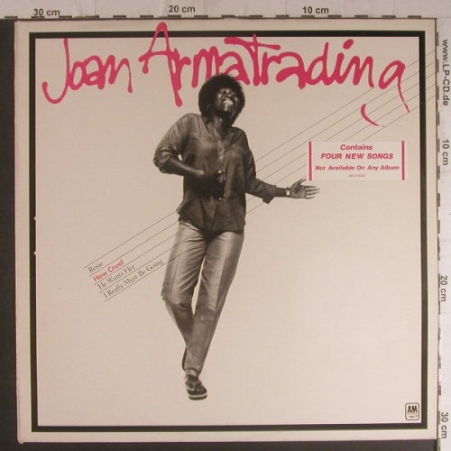 Armatrading,Joan: How Cruel +3, one sided, AM(AMLE 63302), NL, 1979 - 12inch - F5942 - 4,00 Euro