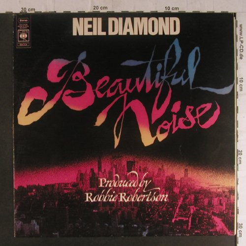 Diamond,Neil: Beautiful Noise, CBS(86004), Israel, 1976 - LP - F5958 - 5,00 Euro
