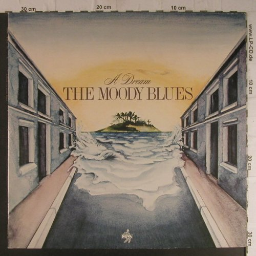 Moody Blues: A Dream,Foc, Nova(6.28362 DT), D, 1976 - 2LP - F5985 - 7,50 Euro
