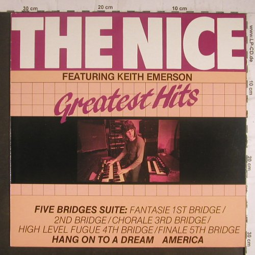 Nice: Greatest Hits, Ri, Curcio(HO 25), I,  - LP - F6289 - 5,00 Euro