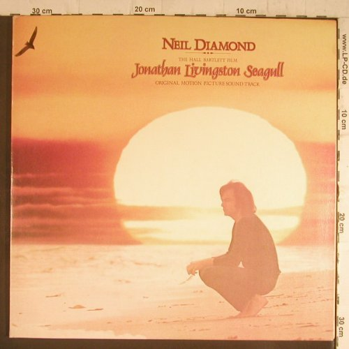 Diamond,Neil: Jonathan Livingston Seagull, Foc, CBS(69 047), UK, 1973 - LP - F6385 - 4,00 Euro