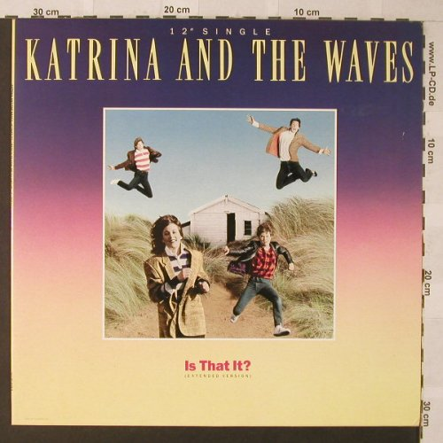 Katrina & The Waves: Is That It?*2+1, Capitol(20 1125 6), D, 1986 - 12inch - F651 - 3,00 Euro