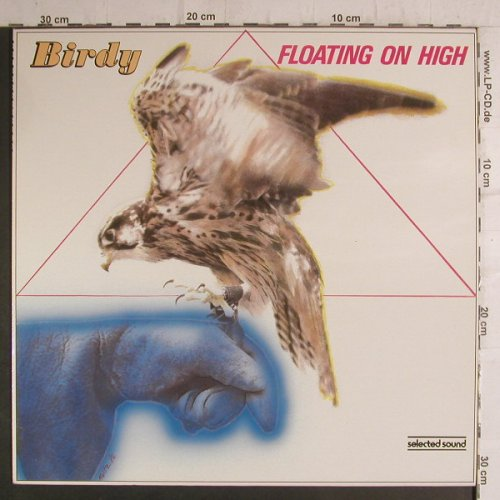 Birdy: Floating on High, SelectedS.(179), D, 1986 - LP - F6833 - 6,00 Euro
