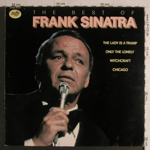 Sinatra,Frank: The Best Of, MFP(1A022-58137), NL, Ri, 1977 - LP - F6925 - 4,00 Euro