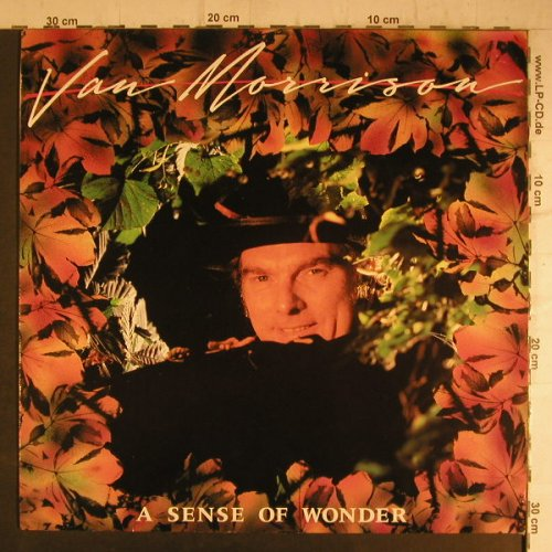 Morrison,Van: A Sense Of Wonder, Mercury(822 895-1), D, 1984 - LP - F7030 - 7,50 Euro