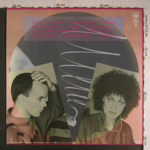 Rough Trade: Shaking The Foundation, CBS(25226), NL, 1982 - LP - F7032 - 5,00 Euro