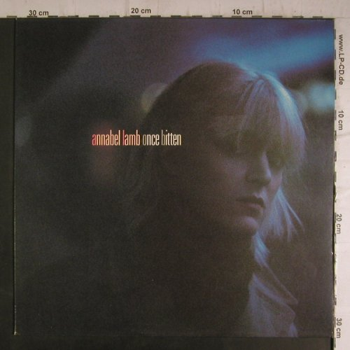 Lamb,Annabel: Once Bitten, AM(AMLH 68555), NL, 1983 - LP - F7104 - 5,50 Euro
