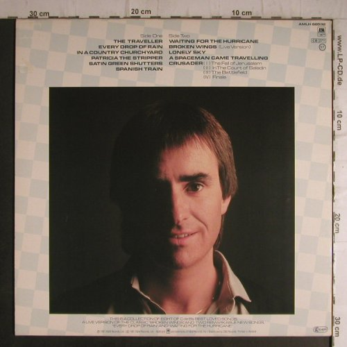 De Burgh,Chris: Best Moves, AM(LH 68532), NL, 1981 - LP - F7295 - 5,00 Euro