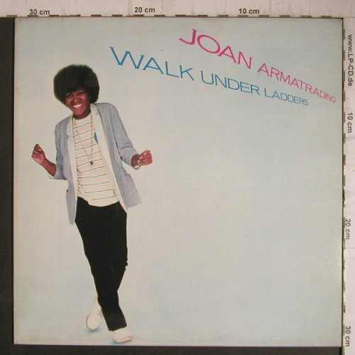 Armatrading,Joan: Walk Under Ladders, AM(LH 64876), NL, 1981 - LP - F7321 - 5,50 Euro