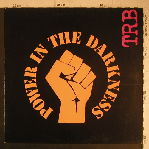 Robinson Band,Tom: Power In The Darkness, EMI(064-06 687), D, 1978 - LP - F7376 - 5,50 Euro