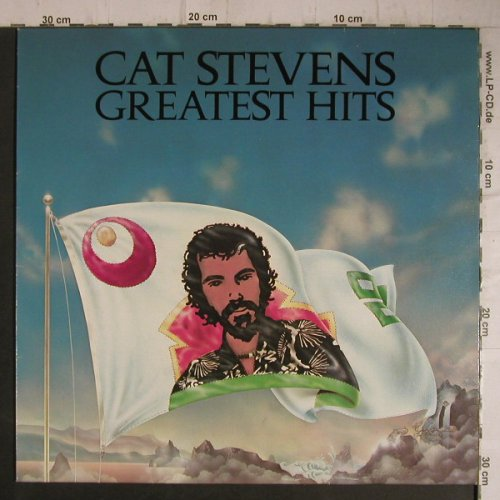 Stevens,Cat: Greatest Hits, Island(89 091 XOT), D, 1975 - LP - F7401 - 5,00 Euro