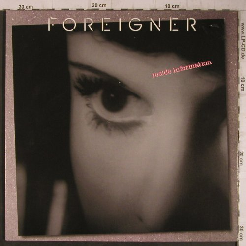 Foreigner: Inside Information, Foc, Atlantic(781 808-1), D, 1987 - LP - F7486 - 5,00 Euro