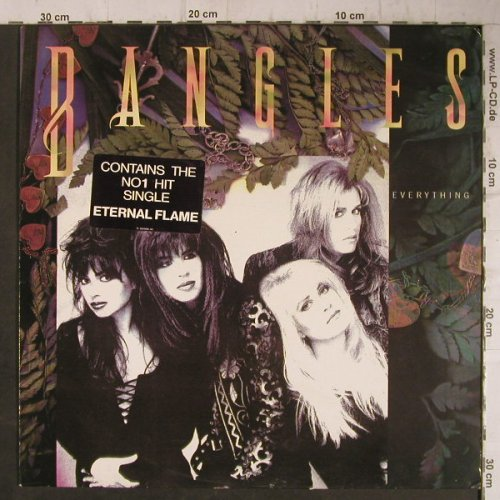 Bangles: Everything, CBS(462979 1), NL, 1988 - LP - F7570 - 5,50 Euro