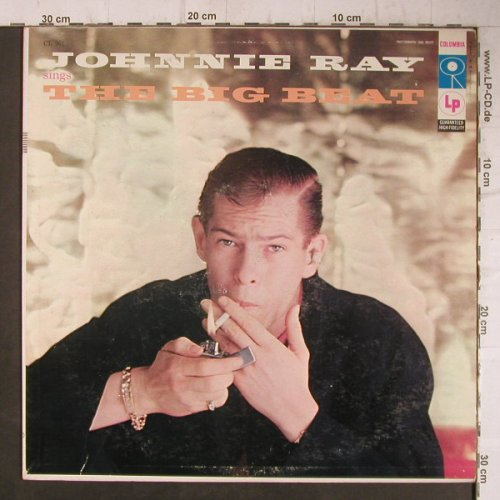 Ray,Johnnie: The Big Beat, vg+/vg+, Columbia(CL 961), US, 1956 - LP - F7621 - 20,00 Euro