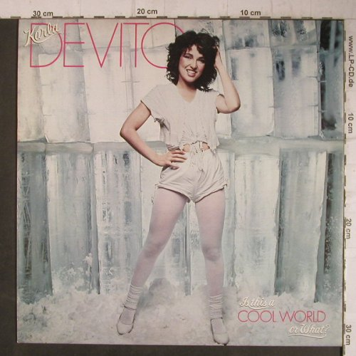 Devito,Karla: Is This A Cool World Or What?, Epic(84841), NL, 1981 - LP - F7816 - 5,00 Euro