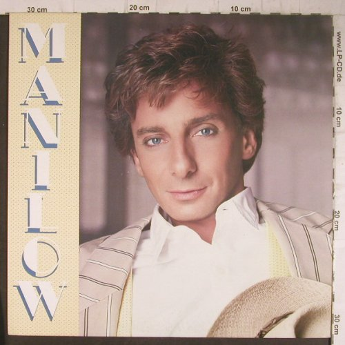 Manilow,Barry: Manilow, RCA(AFLI-7044), US, 1985 - LP - F7893 - 5,00 Euro