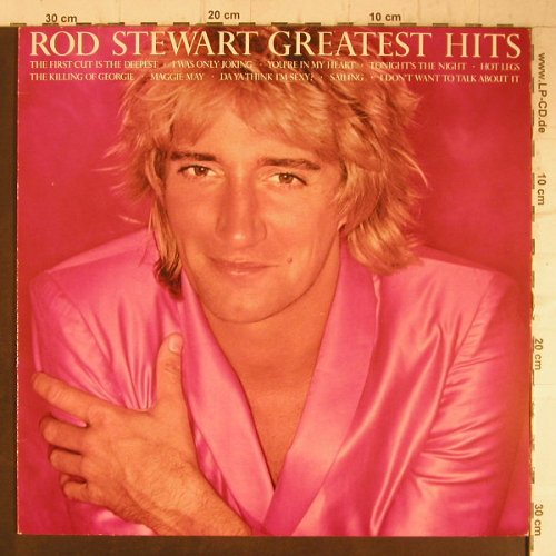 Stewart,Rod: Greatest Hits, WB(WB 56 744), D, 1979 - LP - F7904 - 6,00 Euro