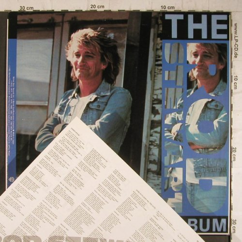 Stewart,Rod: The Rod Stewart Album, WB(P-13172), J, woc, 1985 - LP - F7905 - 7,50 Euro