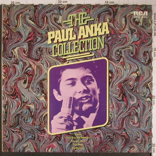 Anka,Paul: The Collection, Foc, RCA International(PJL 2-8001(RCS)), D, 1974 - 2LP - F8100 - 7,50 Euro