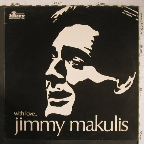 Makulis,Jimmy: With Love..., Hippo(31024), D,  - LP - F8122 - 9,00 Euro