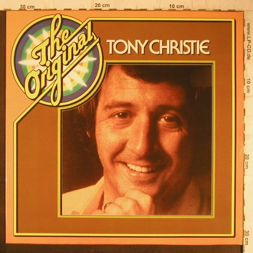 Christie,Tony: The Original, Ri, MCA(202 145-241), D, 1977 - LP - F8140 - 5,00 Euro