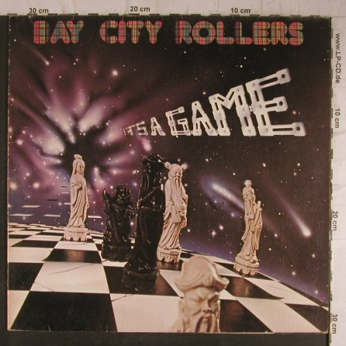 Bay City Rollers: It's A Game,Foc, Arista(064-99 131), D, 1977 - LP - F8210 - 6,50 Euro