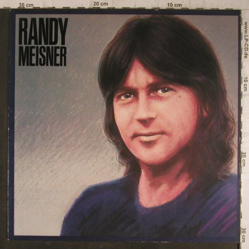 Meisner,Randy: Same, Epic(CX 85913), NL, 1982 - LP - F8281 - 7,50 Euro