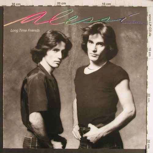 Alessi Brothers: Long Time Friends, AM(QW K 56999), D, 1982 - LP - F8508 - 5,50 Euro