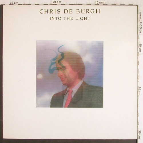 De Burgh,Chris: Into The Light, Hologramm Cover, AM(396 928-1), D, 1986 - LP - F8632 - 9,00 Euro