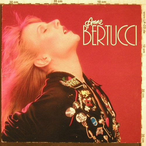 Bertucci,Anne: I'm Number One, Ultraphone(6.24977 AP), D, 1982 - LP - F8971 - 5,50 Euro
