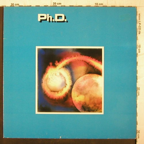 Ph.D.: Same(I won't let you down), WEA(K 99 150), D, 1981 - LP - F9049 - 5,00 Euro