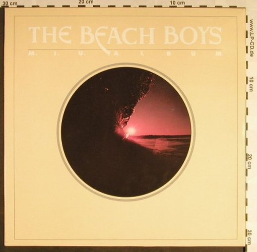 Beach Boys: M.I.U. Album, Reprise(54 102), D, 1978 - LP - F9354 - 5,00 Euro