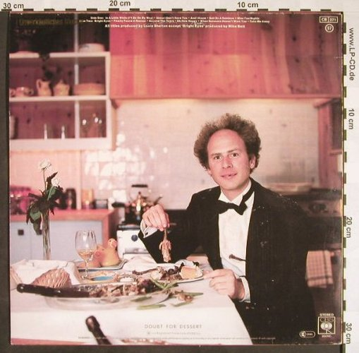 Garfunkel,Art: Fate For Breakfast, Muster-Stoc, CBS(CBS 86 090), NL, 1979 - LP - F9422 - 5,00 Euro
